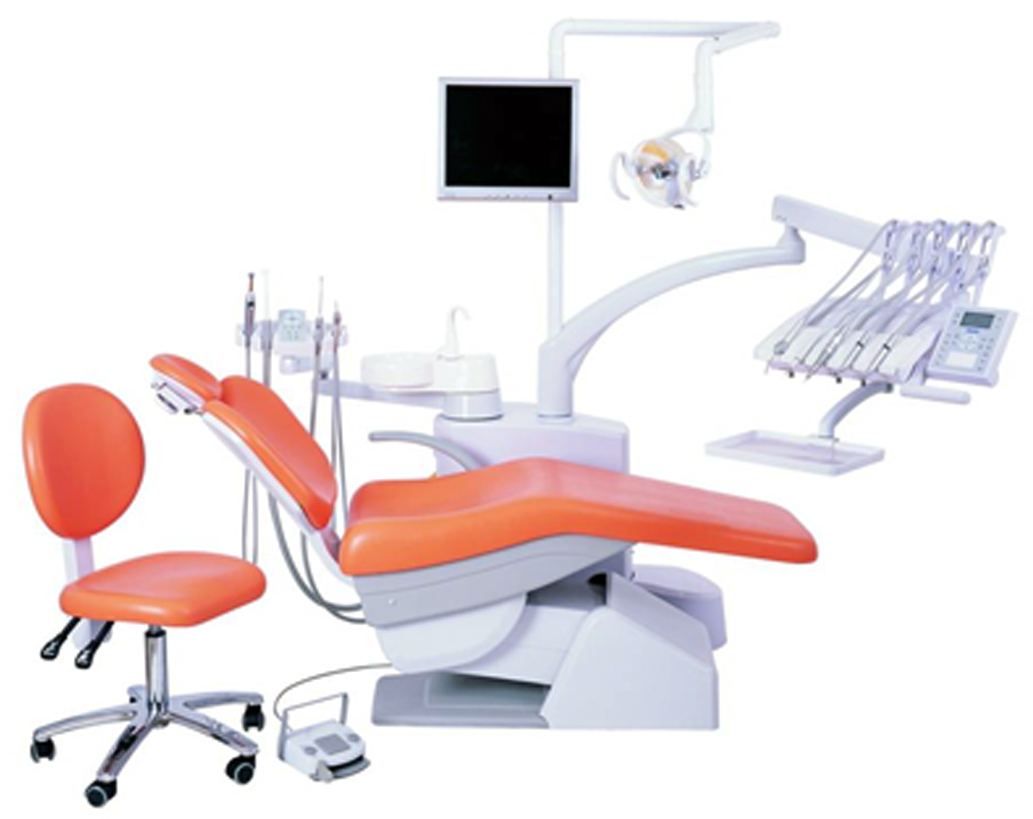 image with dentar unit for halmadent romania